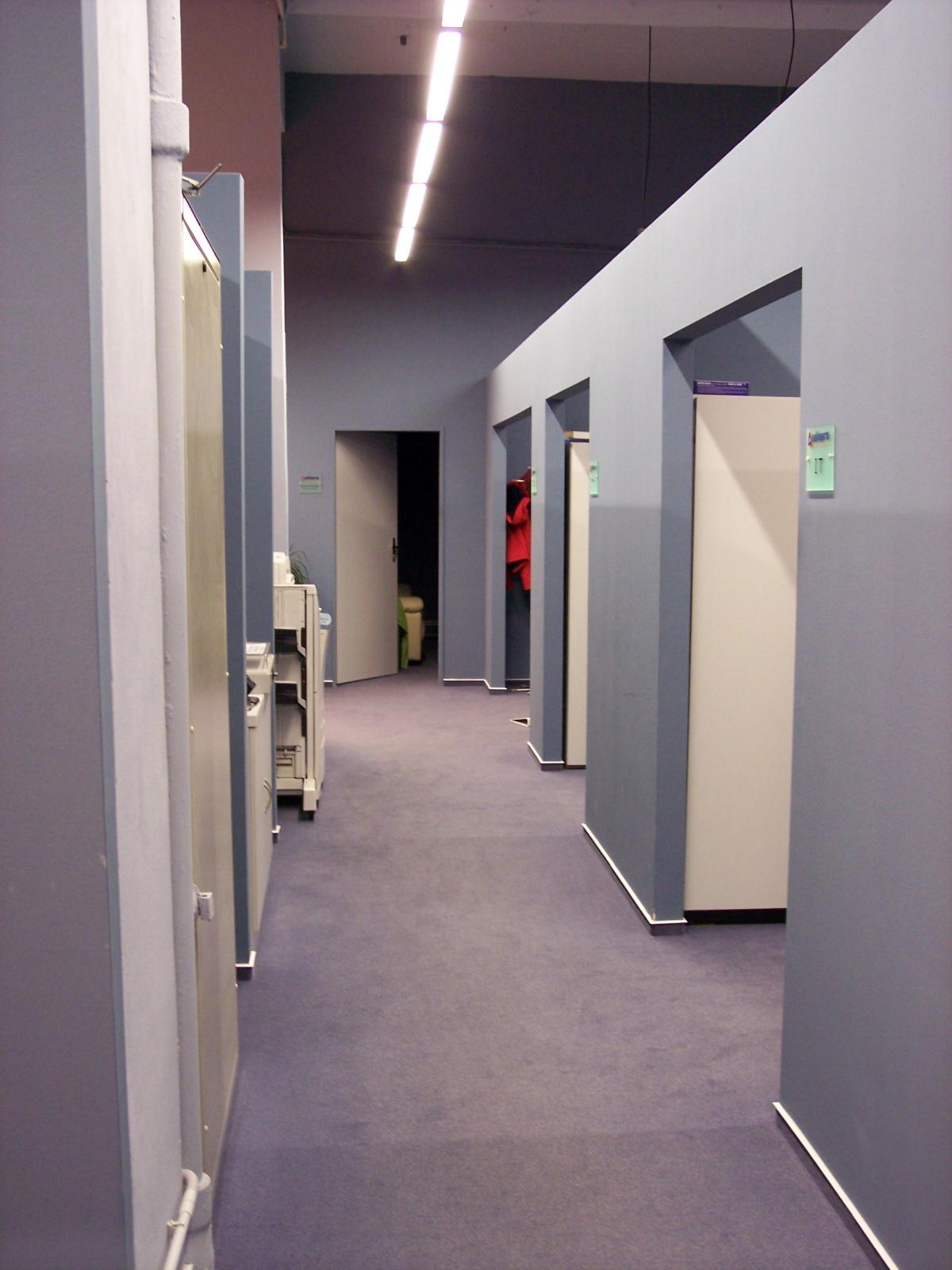 Sídlo firmy, audiotechnika - Business centrum Praha 6