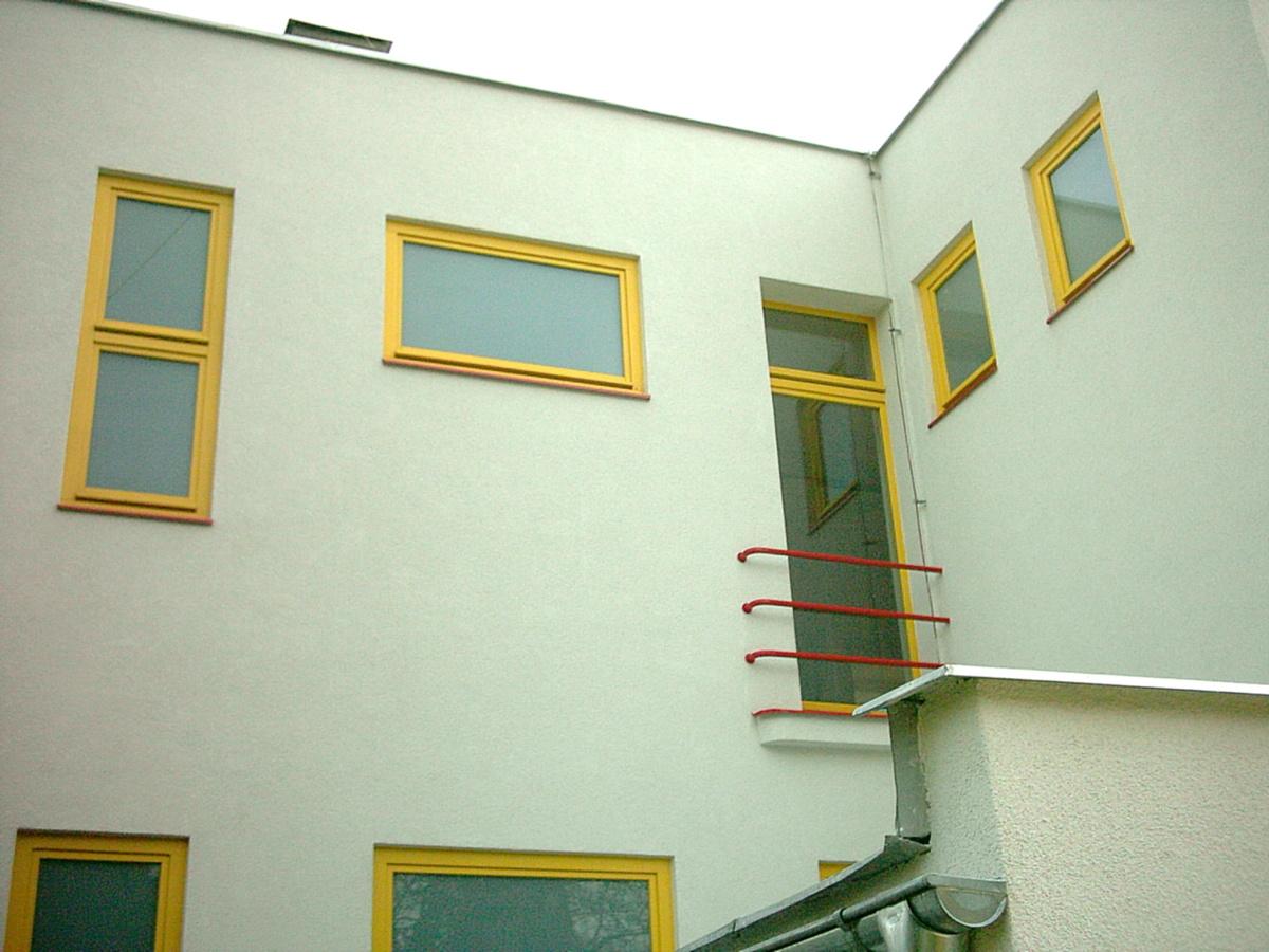 Rodinný dům Praha 6 - rekonstrukce