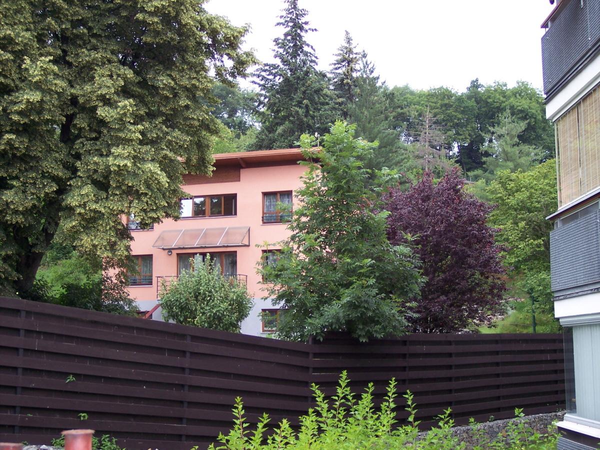Rodinný dům Praha 5 - novostavba
