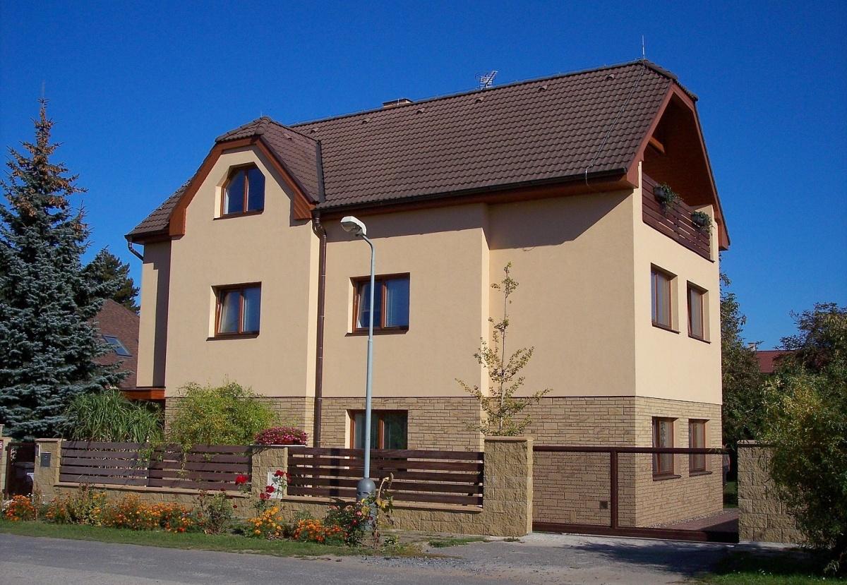 Rodinný dům Praha 9 - rekonstrukce